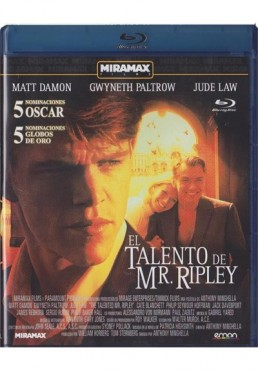 El Talento De Mr. Ripley (Blu-Ray) (The Talented Mr Ripley)