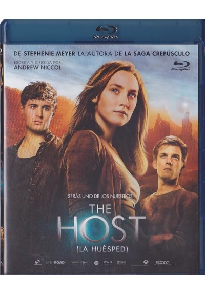 The Host (La Huesped) (Blu-Ray)