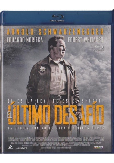 El Ultimo Desafio (Blu-Ray)(The Last Stand)
