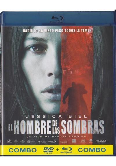 El Hombre De Las Sombras (Blu-Ray + Dvd)(The Tall Man)