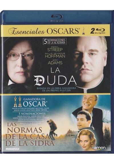 La Duda / Las Normas De La Casa De La Sidra (Blu-Ray)