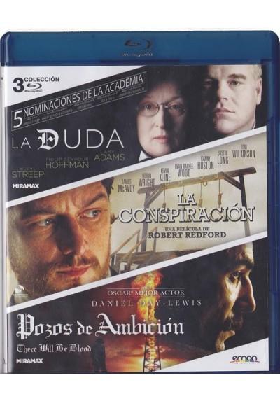 La Duda / La Conspiracion / Pozos De Ambicion (Blu-Ray)