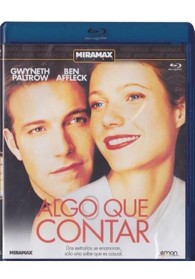 Algo Que Contar (Blu-Ray) (Bounce)