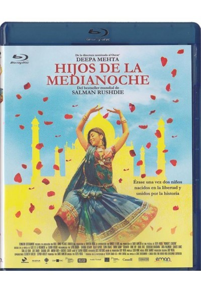 Hijos De La Medianoche (Blu-Ray)(Midnight´s Children)