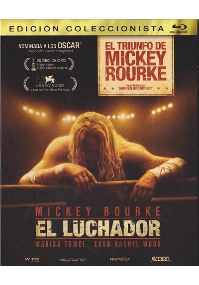 El Luchador (2008) (Ed. Coleccionista) (Blu-Ray) (The Wrestler)