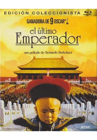 El Ultimo Emperador (Ed. Coleccionista) (Blu-Ray)(The Last Emperor)