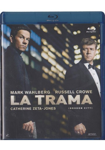 La Trama (Blu-Ray)(Broken City)
