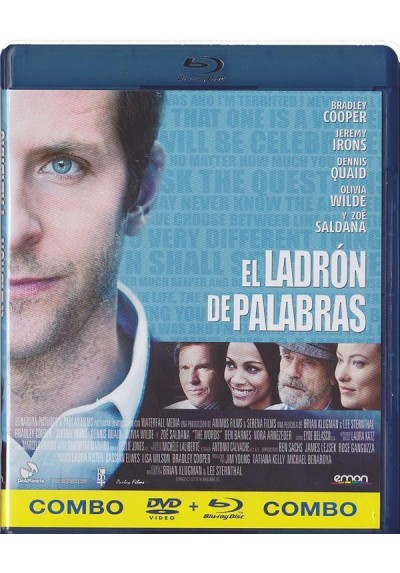 El Ladron De Palabras (Blu-Ray + Dvd)(The Word)