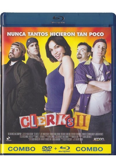 Clerks II (Blu-Ray + Dvd)