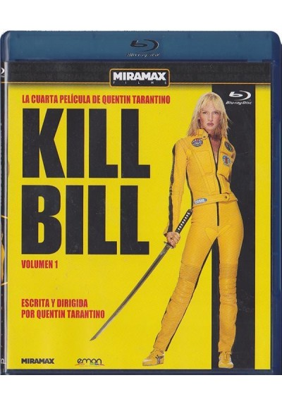 Kill Bill - Volumen 1 (Blu-Ray)