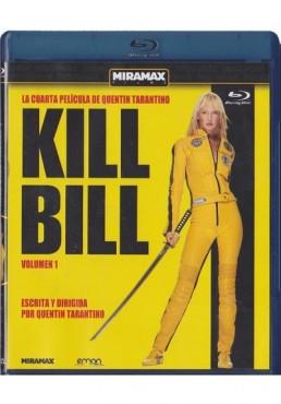 Kill Bill - Volumen 1 (Blu-Ray)