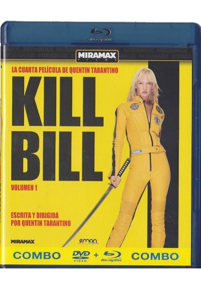 Kill Bill - Volumen 1 (Blu-Ray + Dvd)