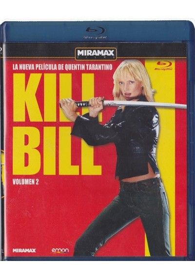 Kill Bill - Volumen 2 (Blu-Ray)