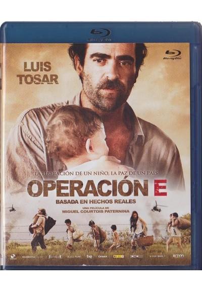 Operacion E (Blu-Ray)