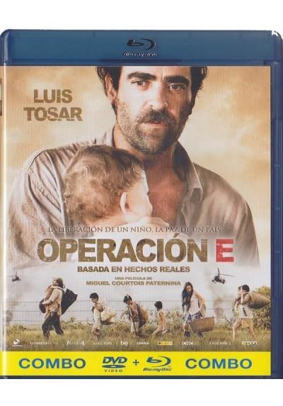 Operacion E (Blu-Ray + Dvd)