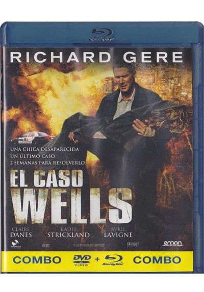 El Caso Wells (Blu-Ray + Dvd)(The Flock)