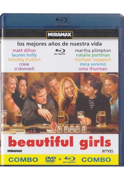 Beautiful Girls (Blu-Ray + Dvd)