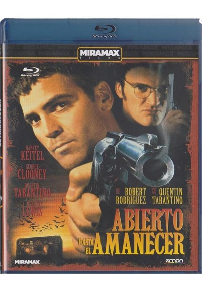 Abierto Hasta El Amanecer (Blu-Ray)(From Dusk Till Dawn)