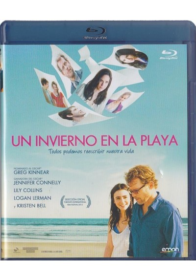Un Invierno En La Playa (Blu-Ray)(Stuck In Love)