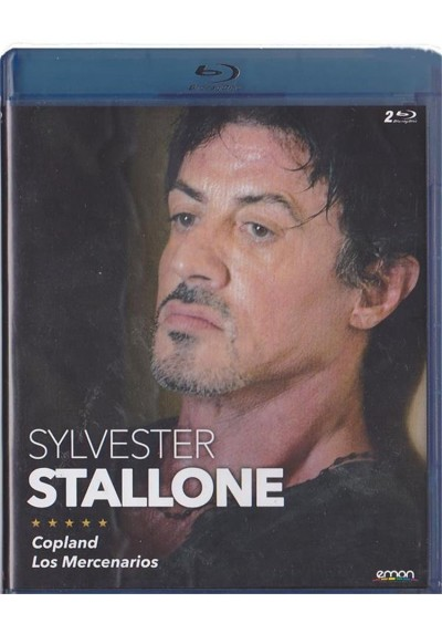 Sylvester Stallone (Blu-Ray)