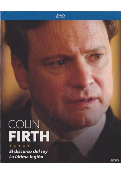Colin Firth (Blu-Ray)