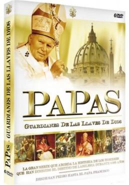 Pack Papas - Guardianes De Las Llaves De Dios