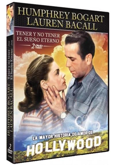 Pack Humphrey Bogart / Lauren Bacall