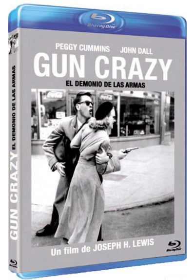 Gun Crazy (Blu-Ray) (Deadly Is The Female) (BD-R)