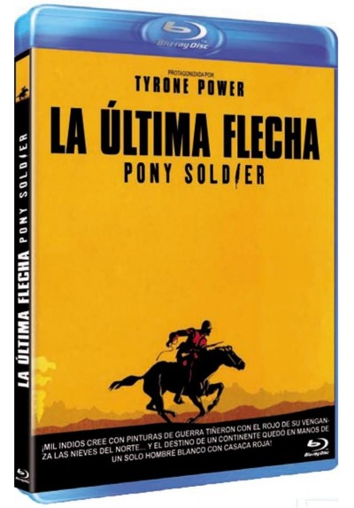 La Ultima Flecha (Blu-Ray) (Pony Soldier)