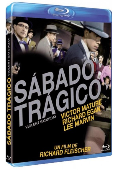 Sabado Tragico (Blu-Ray) (Violent Saturday)