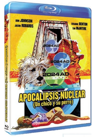2024 : Apocalipsis Nuclear (Un Chico Y Su Perro) (Blu-Ray) (A Boy And His Dog)