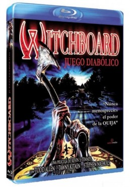 Witchboard (Juego Diabolico) (Blu-Ray) (Witchboard)