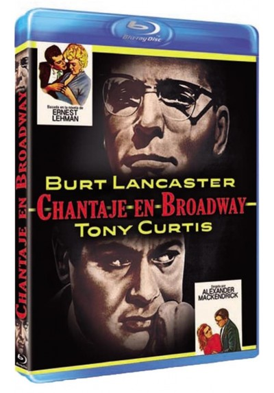 Chantaje En Broadway (Blu-Ray) (Sweet Smell Of Success)