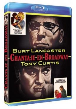 Chantaje En Broadway (Blu-Ray) (Sweet Smell Of Success)