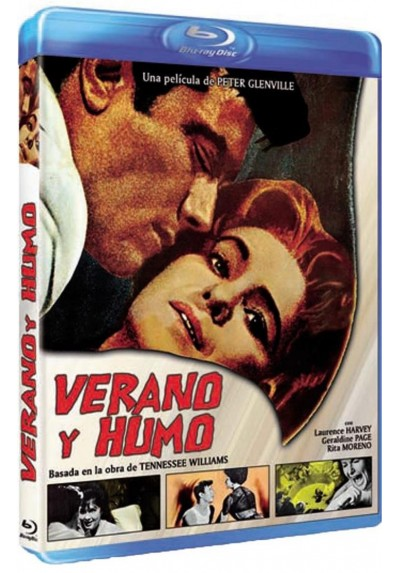 Verano Y Humo (Blu-Ray) (Summer And Smoke)