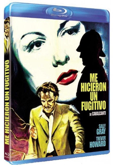 Me Hicieron Un Fugitivo (Blu-Ray) (They Made Me A Fugitive)