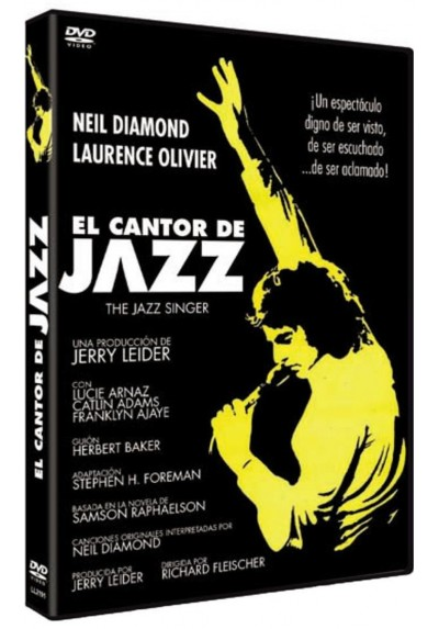 El Cantor De Jazz (1980)(The Jazz Singer)