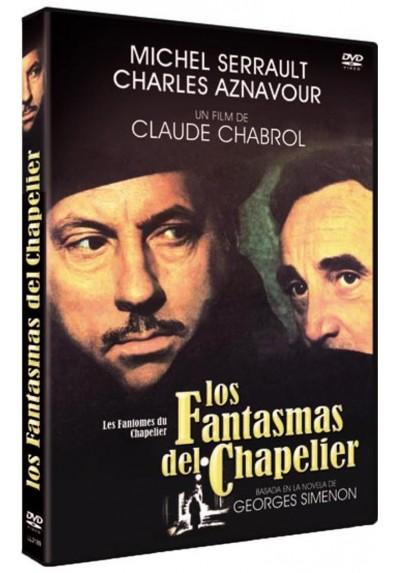 Los Fantasmas Del Chapelier (Les Fantômes Du Chapelier)