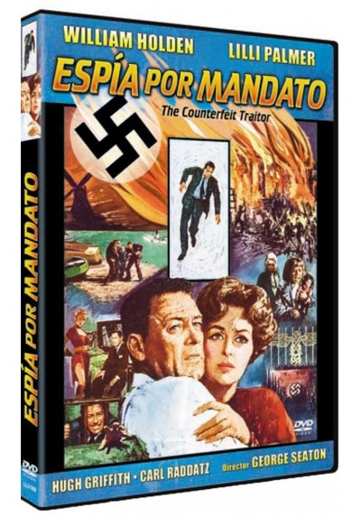 Espia Por Mandato (The Counterfeit Traitor)