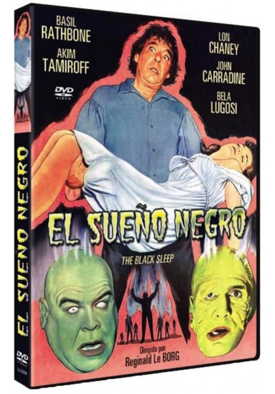 El Sueño Negro (The Black Sleep)