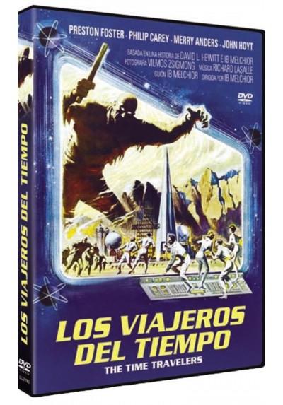 Los Viajeros Del Tiempo (The Time Travelers)
