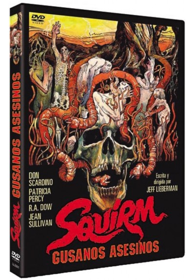 Squirm, Gusanos Asesinos (Squirm)
