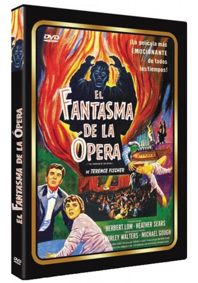 El Fantasma De La Opera (1962)(The Phantom Of The Opera)