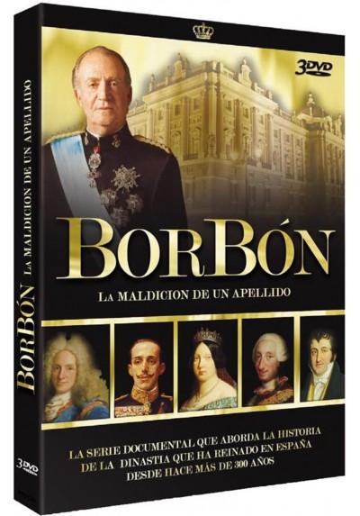 Borbon : La Maldicion De Un Apellido