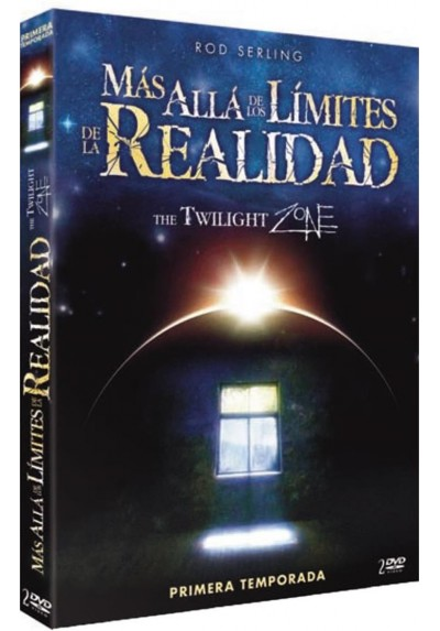 Mas Alla De Los Limites De La Realidad - 1ª Temporada (The Twilight Zone)