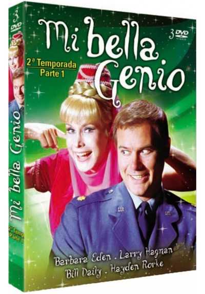 Mi Bella Genio (Segunda Temporada - Parte 1)(I Dream Of Jeannie)