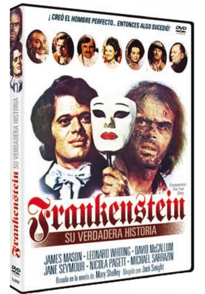 Frankenstein, Su Verdadera Historia (Frankenstein: The True Story)