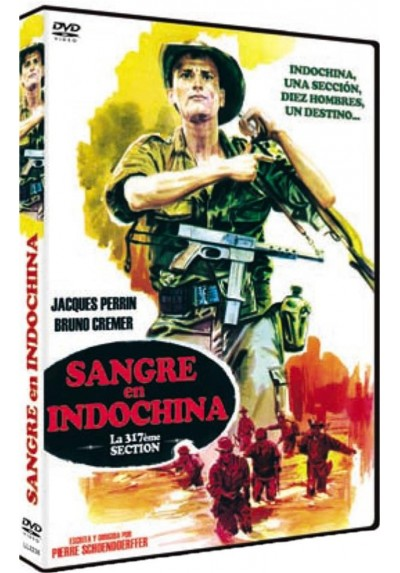 Sangre En Indochina (La 317ème Section)