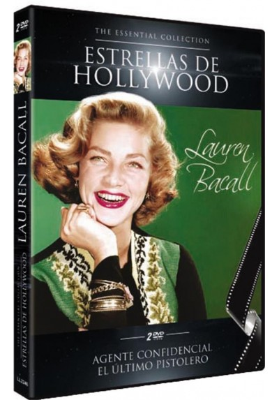Lauren Bacall - Estrellas De Hollywood