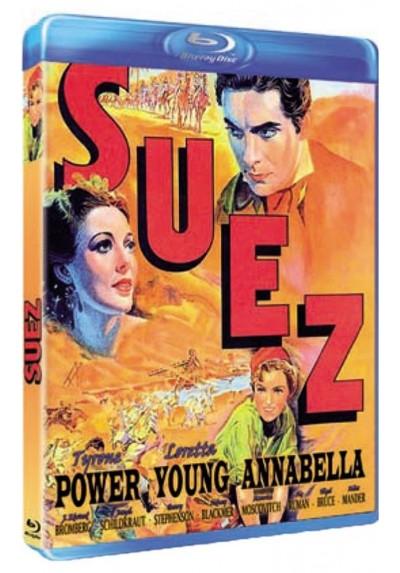 Suez (Blu-Ray)